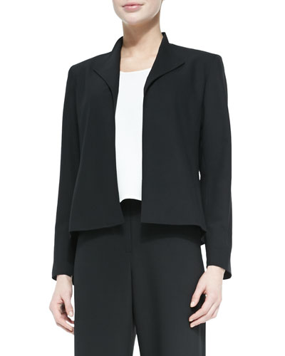 Soft Suiting Travel Jacket, Petite