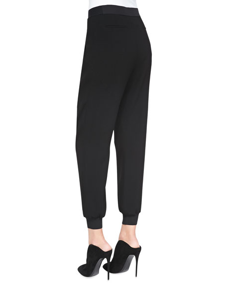 Presley Pleated Sporty Pants