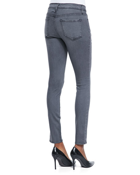 Grey Park Distressed Skinny Jeans