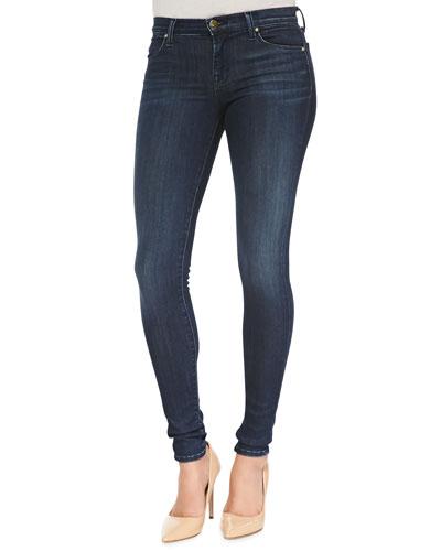 J Brand Jeans Mid-Rise Skinny Jeans, Fix