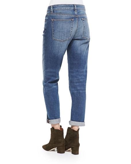 Stretch Boyfriend Jeans