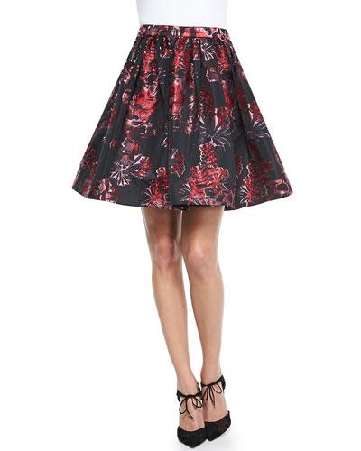 Alice + Olivia Pia Pouf Full Skirt