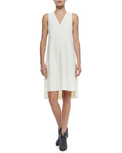 Rag & Bone Fernanda Sleeveless Dress W/ Stacked Hem