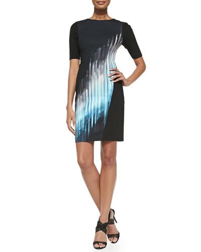 Elie Tahari Romayne Sheath Dress