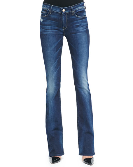 7 For All Mankind Skinny Bootcut Monarq Jeans