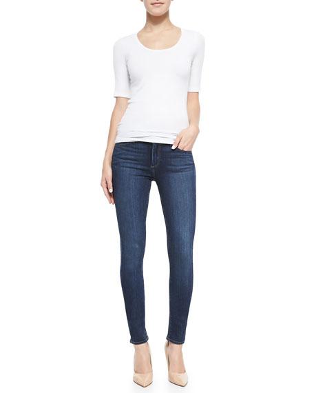 Verdugo Ultra-Skinny Jeans, Vista