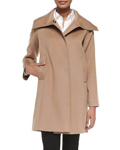 The Jane Cashmere Coat