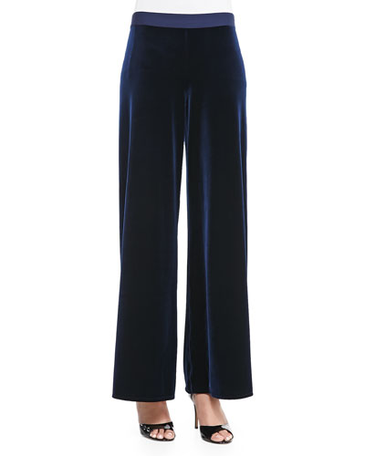 Velour Pant - Petite is rated out of 5 by Rated 5 out of 5 by dukebluedevilfan from Love these pants!!! I bought two of these pants in blue and gray and just love the fit, comfort and style/5(81).