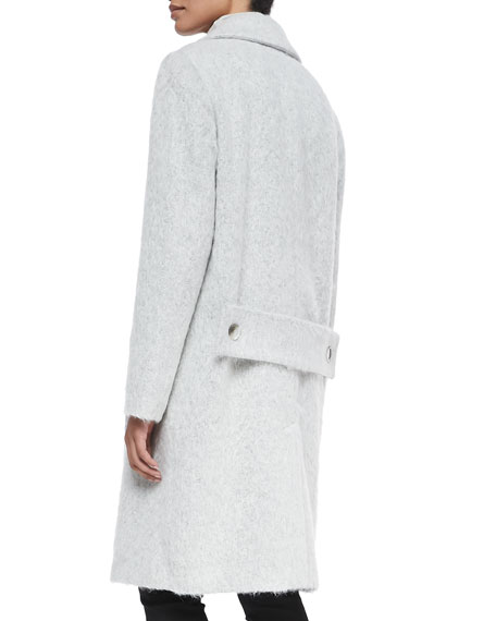 Kelby Mohair Maxi Coat