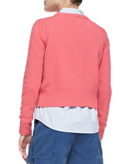 Iris Crewneck Sweater