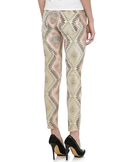 Stiletto Skinny Jeans, Desert