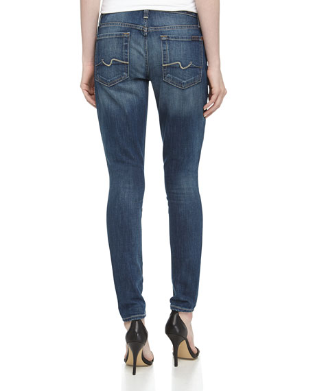 Gwenevere Skinny Jeans, Sunset Blue