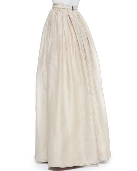 Abella Taffeta Ballgown Skirt