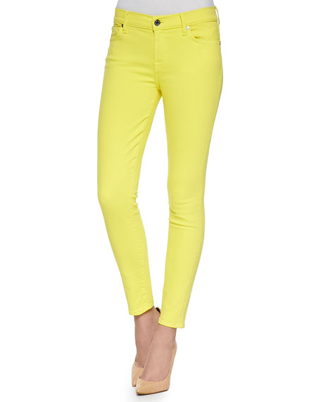 7 For All Mankind Slim Illusion PDF Brights