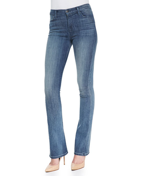 Remy Slim Boot-Cut Denim Jeans, Inspire