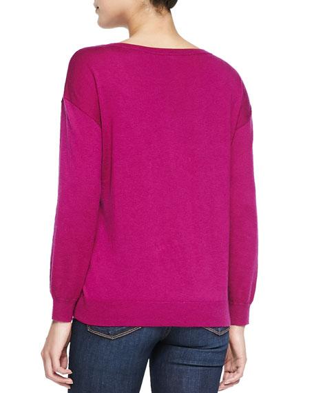 Eloisa Je Suis Flirty Sweater