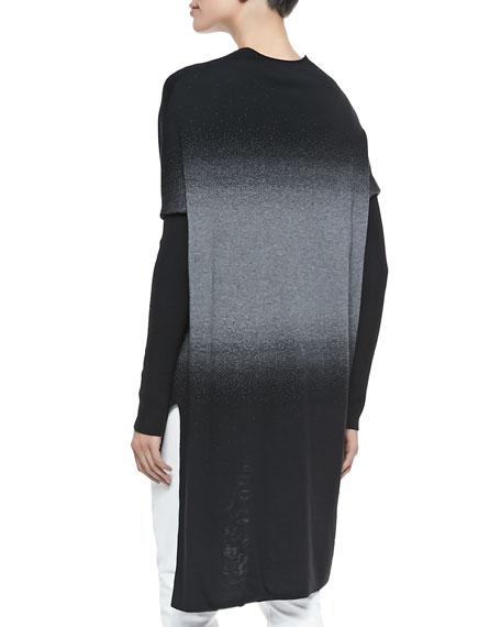 Alandrea Ombre High-Low Sweater