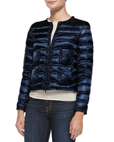 Lissy Short Puffer Jacket