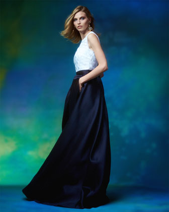 Carmen Marc Valvo Lookbook