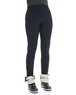 Elaine Stirrup Sport Pants, Black