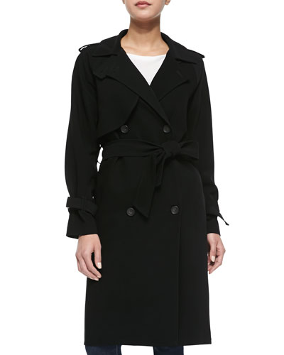 The Southern Cross Trench Coat