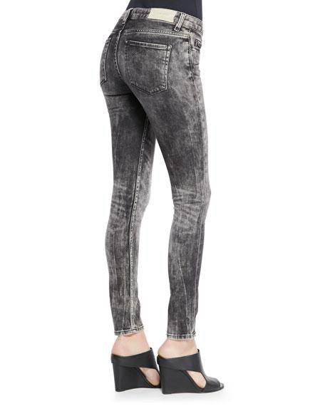Rita Skinny Painted Pants