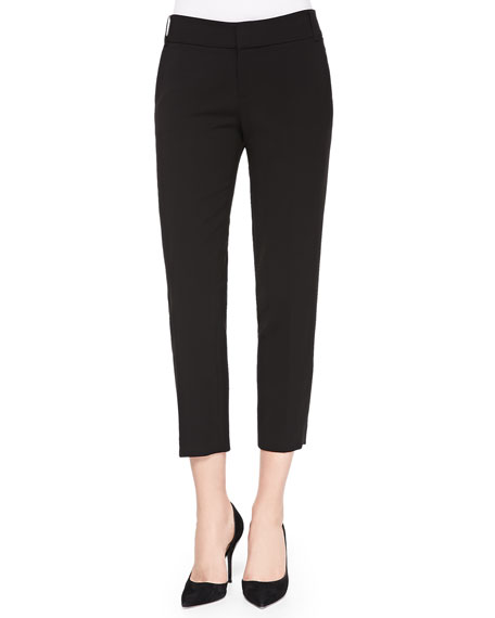 Stacey Slim Cropped Trousers