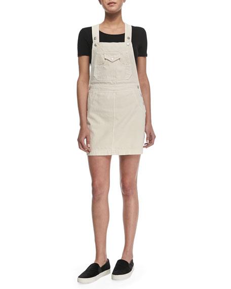 The Gillian Denim Overall Dress