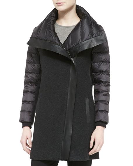 Elie tahari audrey coat