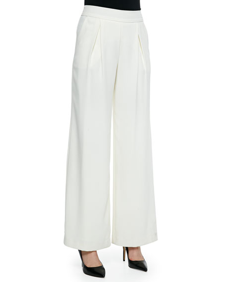 Trina Turk Saniya Wide-Leg Pants