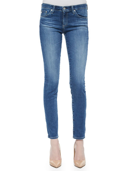 Stilt Ankle Cigarette Jeans, 13 Years