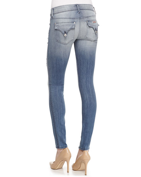 Collin Seized Distressed Skinny Jeans