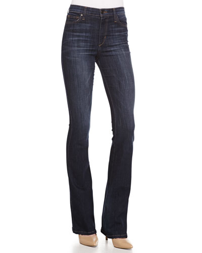 Samantha High-Rise Flared Jeans
