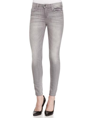 Kenzi Mid-Rise Ankle Skinny Jeans