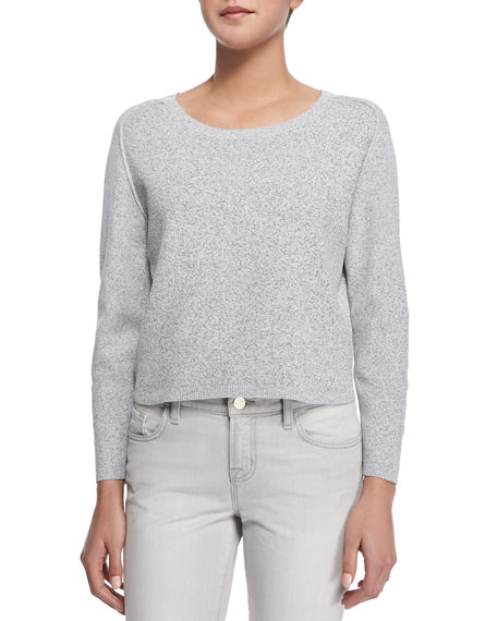 J Brand Ready to Wear Alex Knit Pullover Sweater