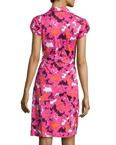 Neiman Marcus Dvf Wrap Dress NMS T H C