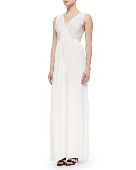 Rachel Pally Sleeveless Morning Empire-Waist Long Dress