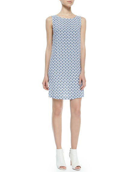 Soft Joie Leiston B Printed Shift Dress