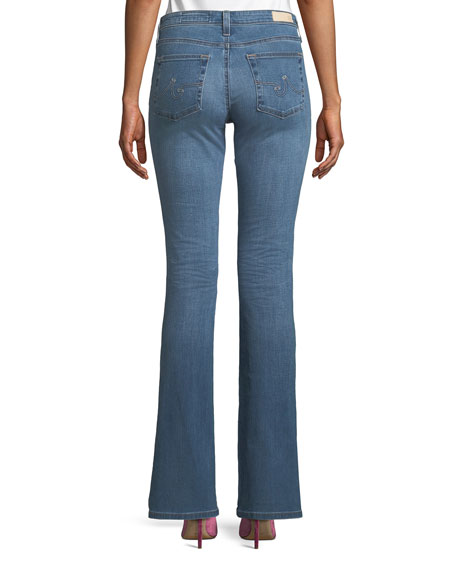 AG Angel 13 Years Mid-Rise Boot-Cut Jeans