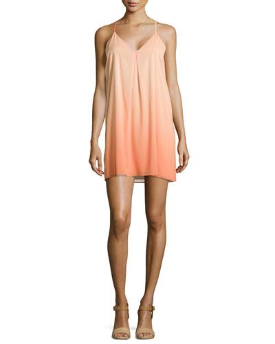 Fierra Ombre Racerback Dress
