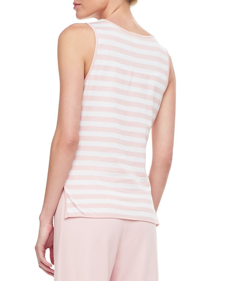 Sequin Stripe Tank