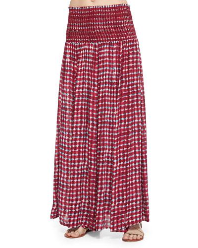 Sonda Fold-Over Skirt/Dress Coverup