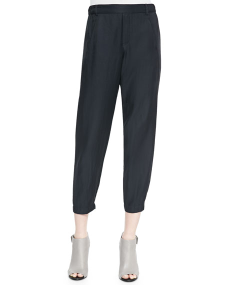 Vince WRAP SEAM TWILL PANT