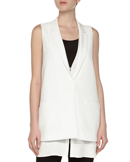 Elizabeth and James Aster Suiting Vest