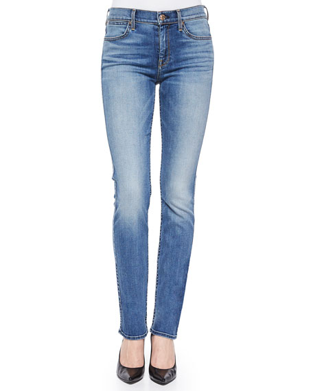 7 For All Mankind Modern Straight-Leg Jeans, Sloan