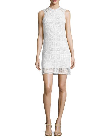 Nirlee Sleeveless Crochet Dress