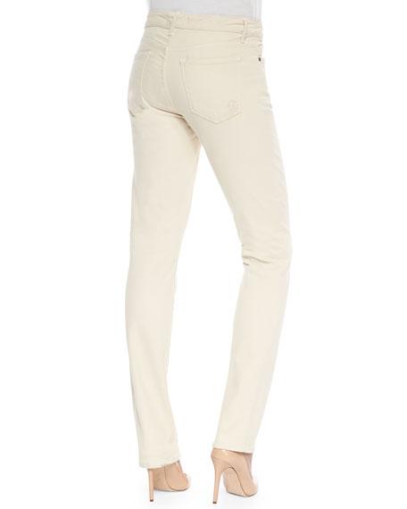 Faith Straight-Leg Denim Jeans
