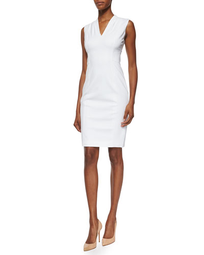 Cambridge Sleeveless Sheath Dress