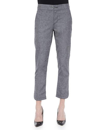Iria Slim Ankle Pants