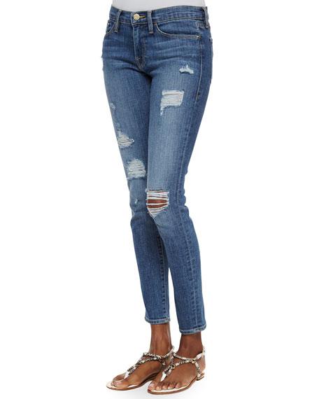 FRAME Le Skinny De Jeanne Jeans, Kittyhawk
